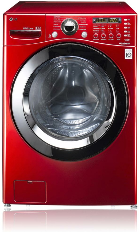 Fixed Appliance Lg Frontload Washer Quot Le Quot Displayed