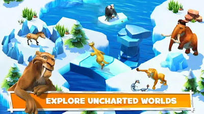 Ice Age Adventures v2.0.5e Mod Apk (Unlimited Money)