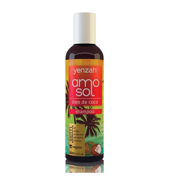 AMO SOL - SHAMPOO 240ML