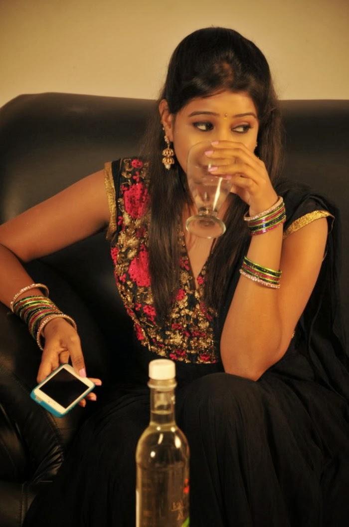 Suave Reshmi puppala photos in after drink telugu movie