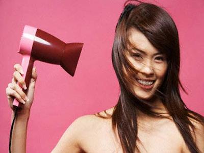 Cara membatasi bahaya yang mempengaruhi kerusakan rambut