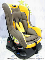 Convertible Baby Car Seat BabyDoes CH860 Group 0+ dan 1 (New Born - 18kg)