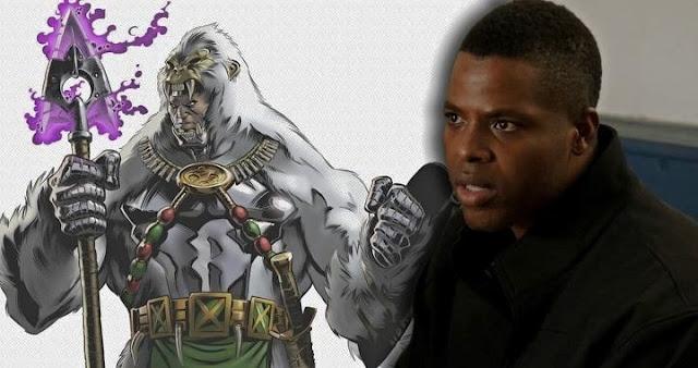 Winston Duke interpreta a M'Baku en Black Panther
