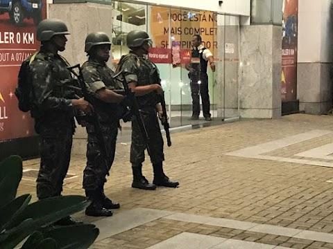 Índices de violência caem em Natal, diz general do Exército