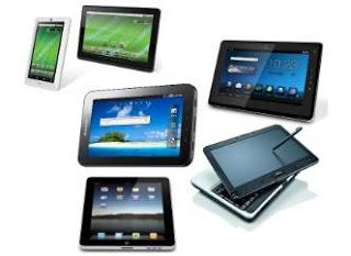 Enquete: qual tablet você prefere?