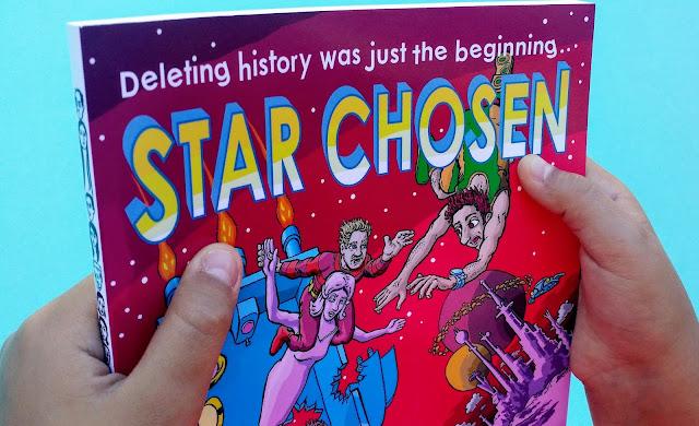Star Chosen science fiction novel book by Joe Chiappetta