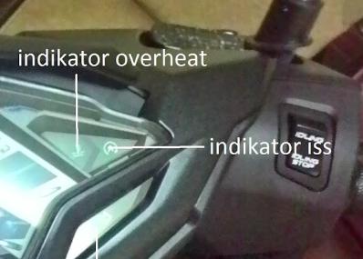 overheat mesin injeksi