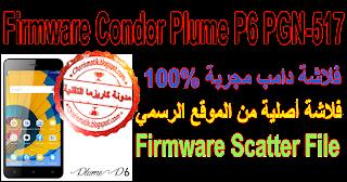 firmware-dump-Condor-Plume-P6-PGN-517