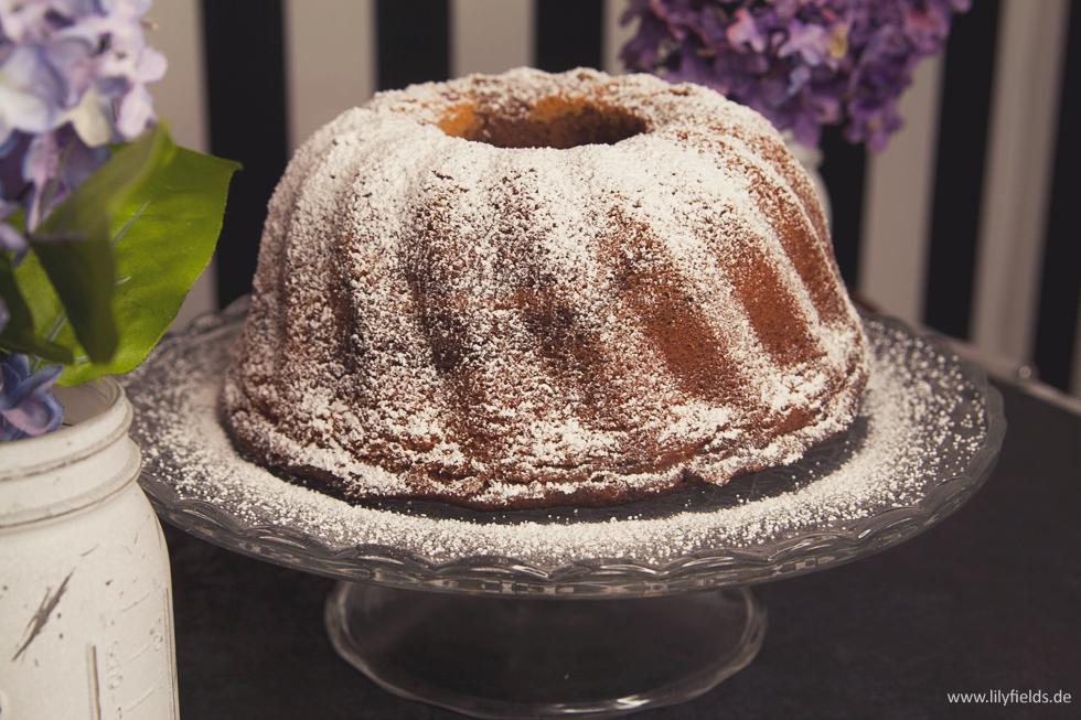 Rezept - Marmorkuchen mit Eierlikör, Nutella