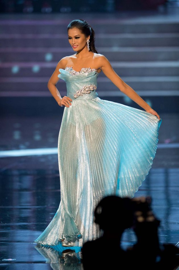 Miss Philippines Bet, Janine Tugonon, Is Declared First -9600