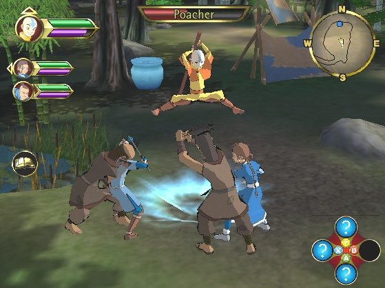 Avatar The Last Airbender Free Download PC Games