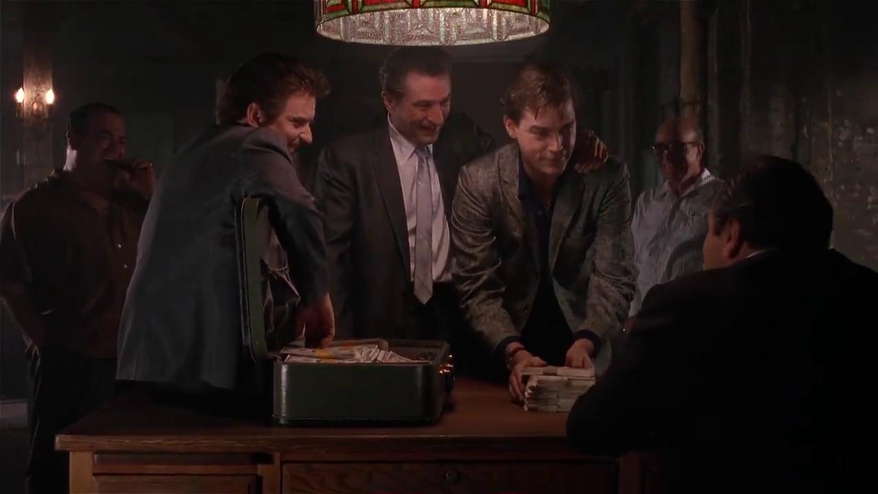 Cine en tu cara: Goodfellas - 1990