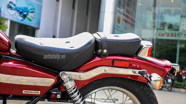 Honda Rebel 250 - Một vài dòng nhận xét theo quan điểm cá nhân