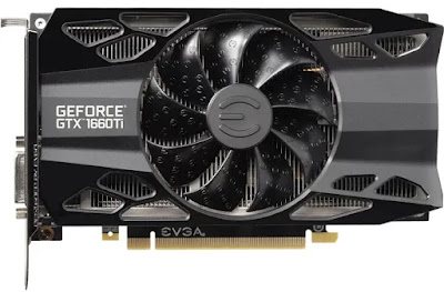 Nvidia GeForce GTX 1660 Ti (6GB)
