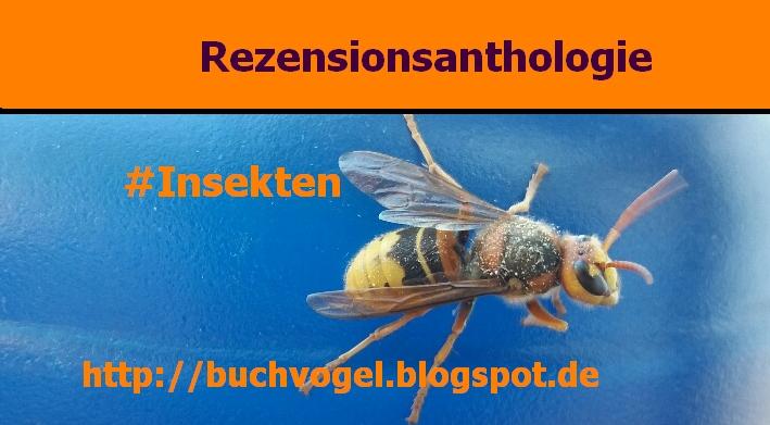 buchvogel vorankündigung anthologie insekten