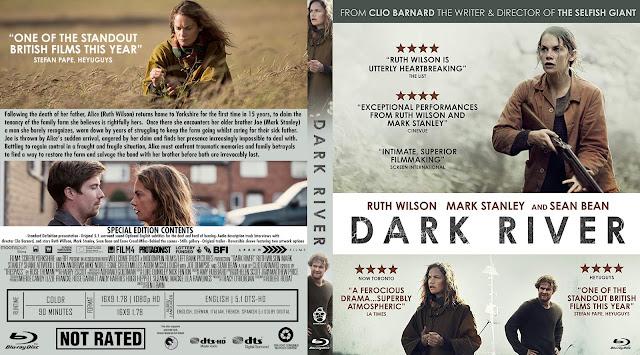 Dark River Bluray Cover