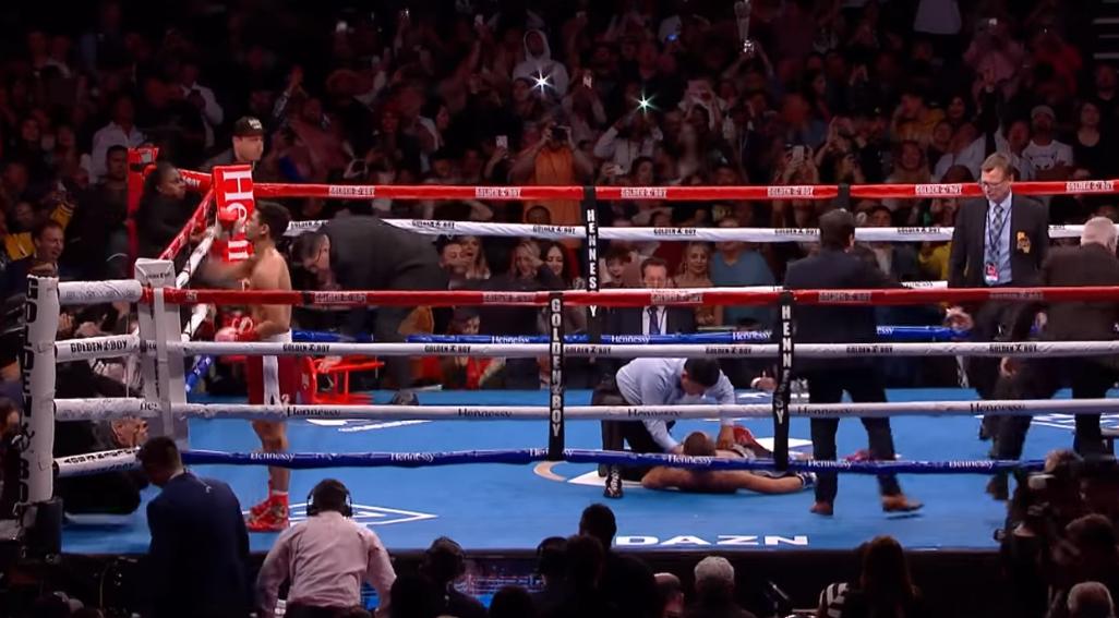 Ryan Garcia BRUTAL Knockout of Francisco Fonseca (VIDEO)