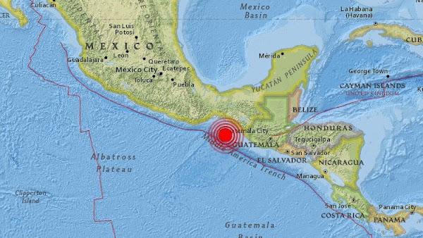 Alerta de tsunami en ocho países de América Latina tras sufrir México un fuerte sismo (VIDEO, FOTOS)
