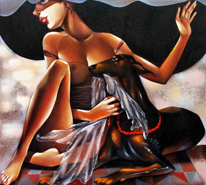 Чувственные и нежные женщины Ira Tsantekidou 17