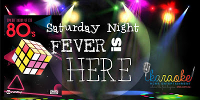 Saturday Night Fever...!