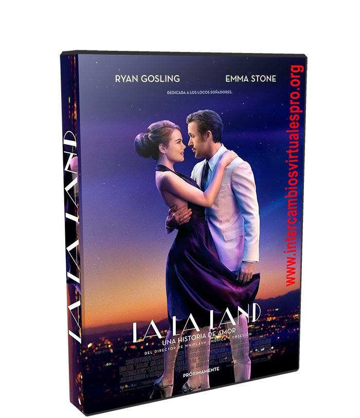 La La Land: Una historia de amor poster box cover