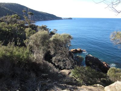 Sleepy Bay. Freycinet, en Tasmania