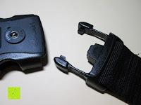 öffnen: Neon-Strength kofferband/gepäckgurt mit TSA-Schloss