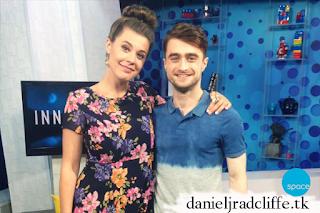 Daniel Radcliffe on InnerSpace