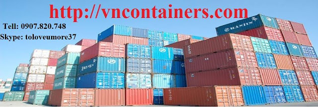 Container Van Phong Thanh Ly