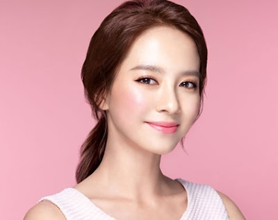 Gaya Rambut Simple Song Ji Hyo