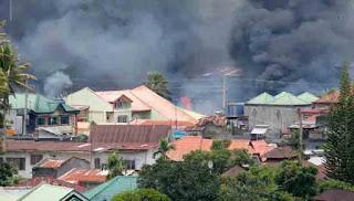 Status Filipina Masih Gawat Darurat Militer di Marawi