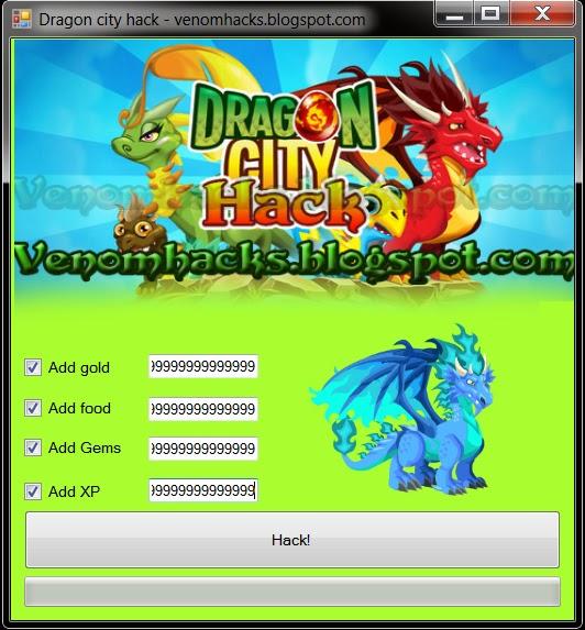 dragon city hack games download