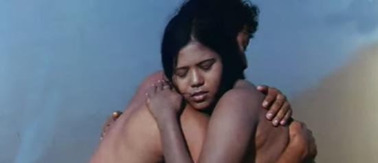 Nude black nigerian woman hairy cun