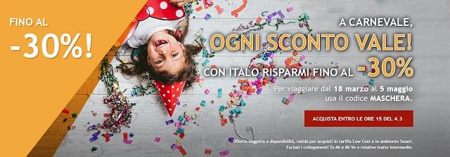 Nuovo Codice Promo Italo - Poracci In Viaggio