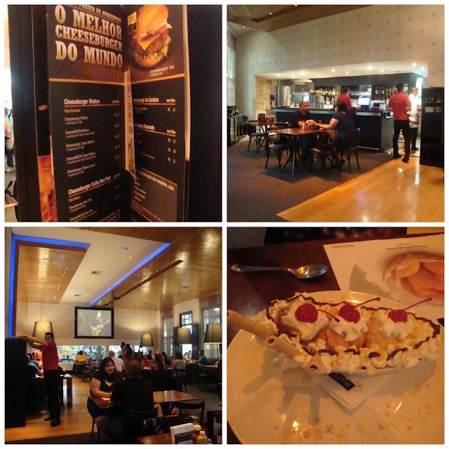 Onde comer em Curitiba? Madero, Shopping Estação