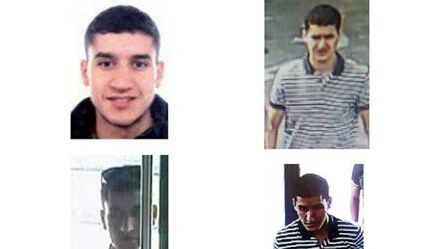 Νεκρός ο οδηγός του βαν που αιματοκύλησε τη Βαρκελώνη...Νεκρός από πυρά αστυνομικών έπεσε το απόγευμα