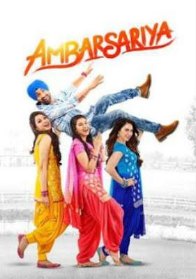 Ambarsariya 2016 DVDRip 400MB Punjabi 480p Movie Download Free