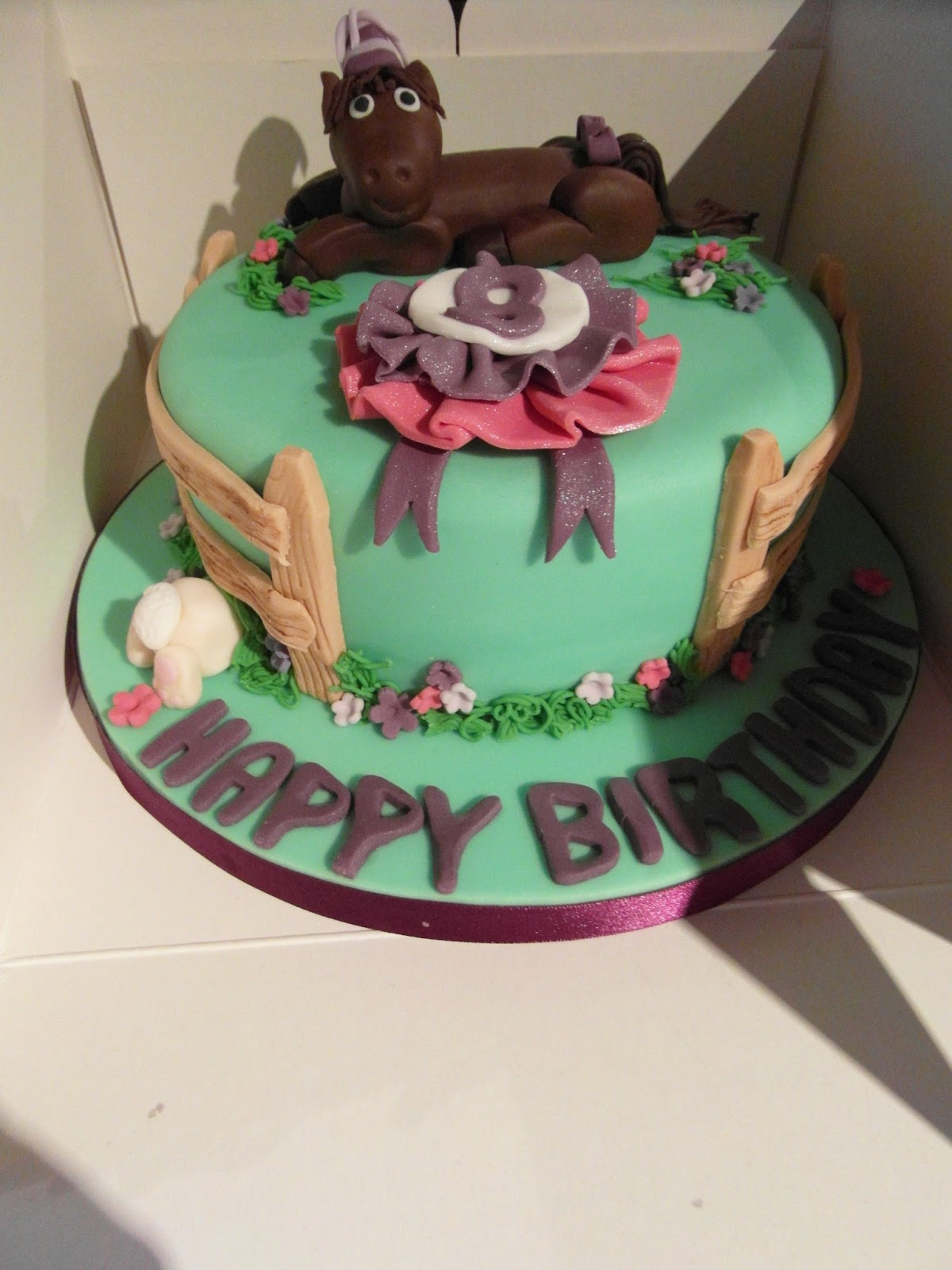 birthday cake for 8 year old girl