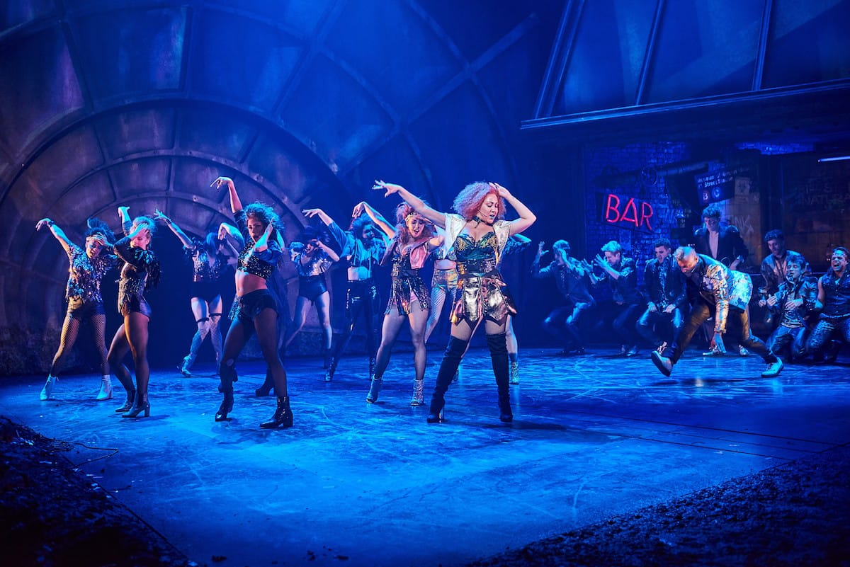 Bat Out Of Hell Sing Along Dominion Theatre