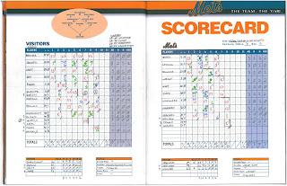 Metropolitans scorecard, 07-06-06