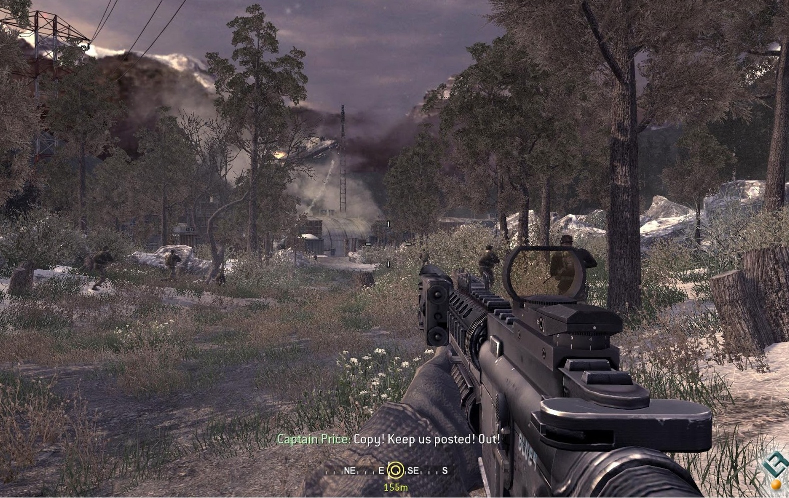 Call Of Duty 4 Modern Warfare Download Free - PC Games Full