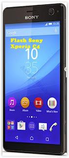 Flash Sony Xperia C4