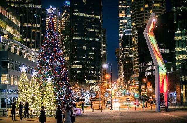 Natal em Vancouver