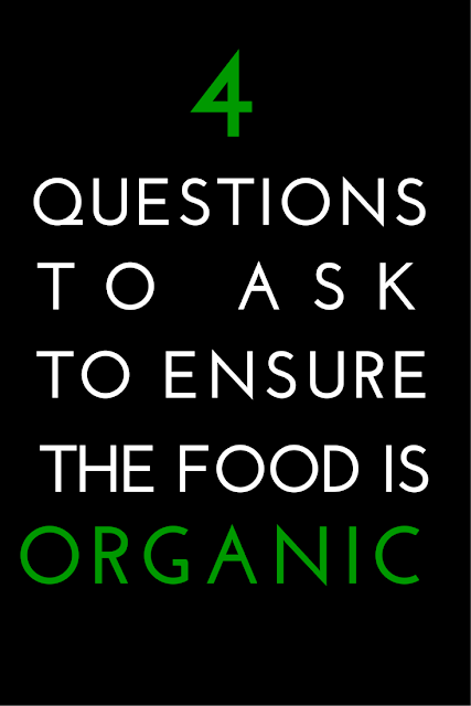 Organic food can be a wise choice for many reasons. Make sure to ask these 4 questions to your growers when shopping for it to ensure you are getting what you are seeking.(The Health-Minded.com) #health #organic