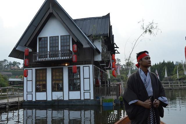 Wisata ala Korea dan Jepang di Bandung