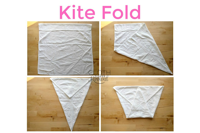 Kite Fold Cloth Diaper Revival