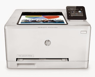 volition get upwards your scheme printing HP Color LaserJet Pro M252dw Review,Driver Download