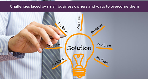 5 Biggest Challenges Faced by New Small Business Owners