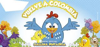 Vuelve La Gallina Pintadita El Musical a Bogotá
