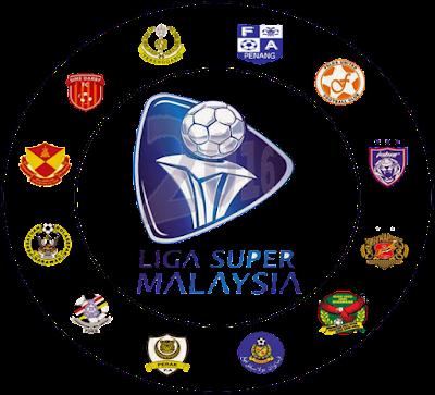 liga super, logo liga super, keputusan liga super malaysia 2016